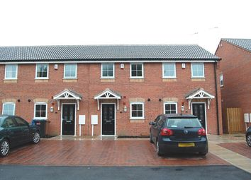 Thumbnail 2 bed town house to rent in Sandgate Close, Alvaston, Derby