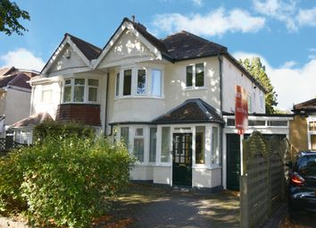 Thumbnail 3 bedroom semi-detached house for sale in Littleover Avenue, Hall Green, Birmingham