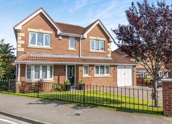 Thumbnail 4 bed detached house for sale in Goldfinch Road, Hartlepool