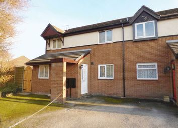 Thumbnail 2 bed flat for sale in Tasman Close, Old Hall, Warrington
