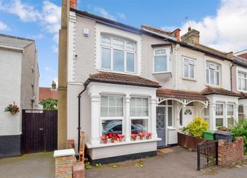 Thumbnail 2 bedroom terraced house for sale in Mount Avenue, London