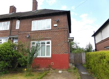 Thumbnail 3 bed end terrace house to rent in Bellhouse Road, Sheffield
