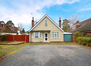 Thumbnail 2 bed detached bungalow for sale in Finchampstead Road, Finchampstead, Wokingham, Berkshire