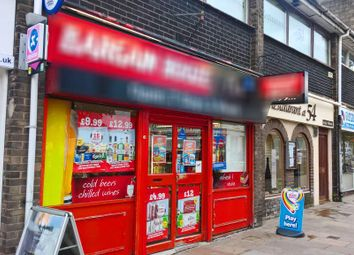 Thumbnail Commercial property for sale in Glossop SK13, UK