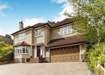 Thumbnail 5 bed detached house for sale in Pinewood Close, Shirley, Croydon, Surrey