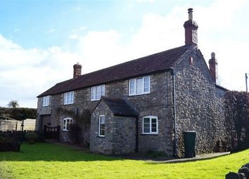 Thumbnail 5 bed detached house for sale in Chewton Mendip, Somerset
