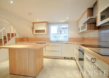 Thumbnail 3 bed terraced house for sale in Ivor Place, London