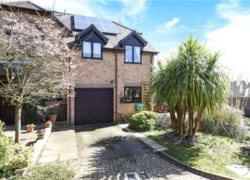 Thumbnail 3 bedroom semi-detached house for sale in St. Christophers Gardens, Ascot, Berkshire