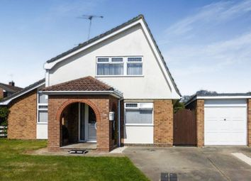 Thumbnail 4 bed detached house for sale in Windward Way, Lowestoft