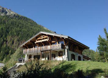 Thumbnail 6 bed chalet for sale in Chamonix-Mont-Blanc (La Rosière), 74400, France