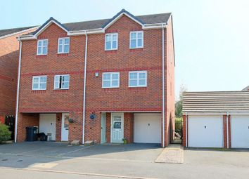 Thumbnail 4 bed end terrace house for sale in Stuart Way, Market Drayton