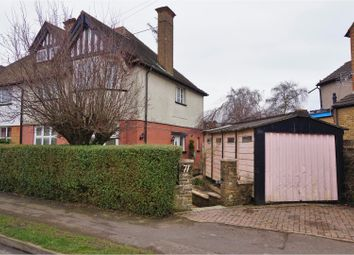 Thumbnail 4 bed semi-detached house for sale in Court Road, Caterham