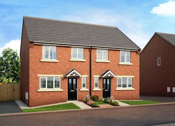 "Thumbnail 3 bed property for sale in ""The Larch At Westbeck"" at Stooperdale Avenue, Darlington"