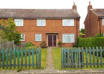 Thumbnail 2 bedroom semi-detached house for sale in Sculthorpe, Fakenham, Norfolk