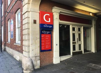 Thumbnail Retail premises to let in Units 18/19, The George Centre, High Street, Grantham, Lincolnshire
