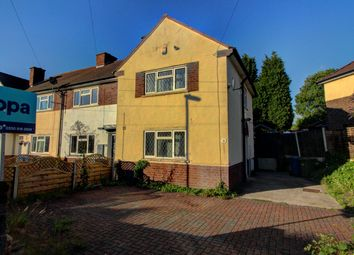 Thumbnail 2 bed end terrace house for sale in Argyle Avenue, Tamworth