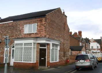 Thumbnail 3 bed end terrace house for sale in Forster Street, Gainsborough