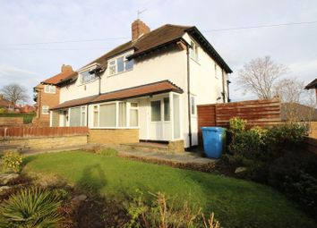 Thumbnail 3 bed semi-detached house for sale in Prospect Crescent, Scarborough