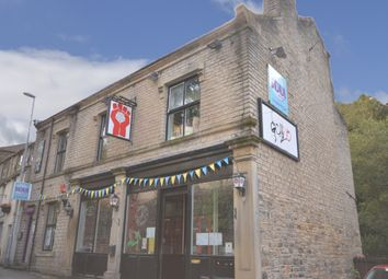 Thumbnail Restaurant/cafe for sale in Dunford Road, Holmfirth