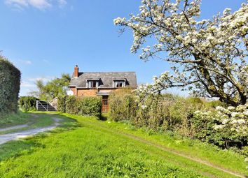 Thumbnail 1 bed detached house to rent in Coombe Hill Cottage, Coddington, Ledbury, Herefordshire