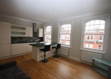 Thumbnail 1 bed flat to rent in Perham Road, Barons Court Road