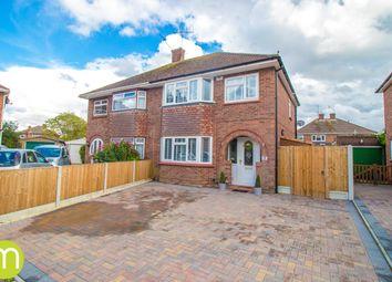 Rowallan Close, Colchester CO3. 3 bed semi-detached house