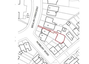 Beulah Crescent, Thornton Heath CR7. Land for sale