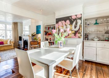 Thumbnail 4 bed semi-detached house for sale in Princes Road, Round Hill Conservation, Brighton