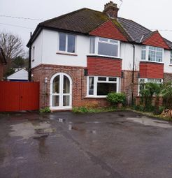 Thumbnail 3 bed semi-detached house for sale in Station Road, Aylesford