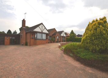 Thumbnail 4 bed detached bungalow for sale in Newcastle Road, Ashley, Market Drayton