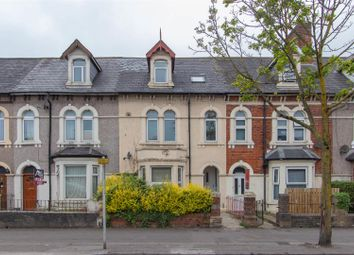 Thumbnail 1 bed flat to rent in Clive Street, Cardiff