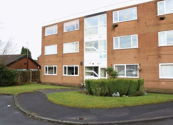 Thumbnail 2 bed flat for sale in Margaret Road, Denton, Manchester