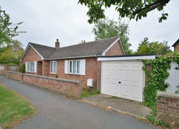 Thumbnail 3 bed detached bungalow for sale in Gurney Way, Cambridge