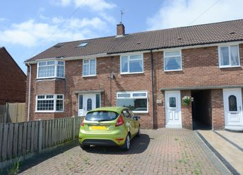 Thumbnail 2 bed terraced house for sale in Cranborne Road, Newbold, Chesterfield