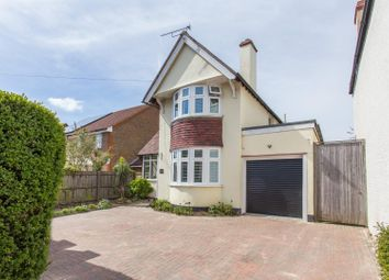 Thumbnail 3 bed detached house for sale in Middle Deal Road, Deal