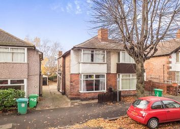 Thumbnail 3 bed semi-detached house to rent in Allington Avenue, Nottingham