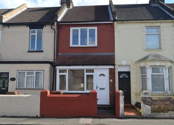 Thumbnail 3 bed terraced house to rent in Ingram Road, Gillingham