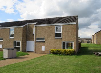 Thumbnail 3 bed end terrace house for sale in Sycamore Walk, Raf Lakenheath, Brandon