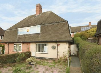 Thumbnail 3 bed semi-detached house for sale in Teviot Road, Bestwood, Nottingham