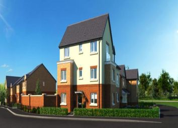 Thumbnail 4 bed semi-detached house for sale in The Tudor Gibfield Park Avenue, Atherton, Manchester