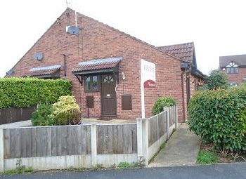 Thumbnail 1 bed semi-detached bungalow for sale in Greenfields, Winsford, Cheshire