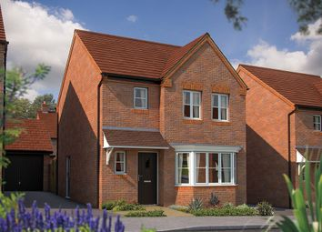 "Thumbnail 3 bed detached house for sale in ""The Epsom"" at Irthlingborough Road, Wellingborough"