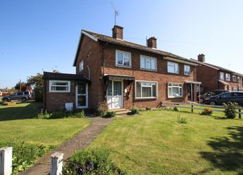 Thumbnail 3 bed semi-detached house for sale in Gilbert Road, Littleport, Ely