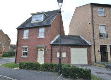 Thumbnail 3 bed link-detached house for sale in Crofters Court, Balby, Doncaster