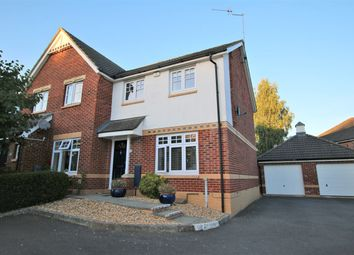 Thumbnail 3 bed semi-detached house for sale in Vitellius Gardens, Park Village, Basingstoke