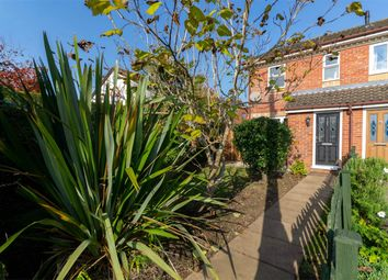 Thumbnail 2 bed end terrace house for sale in Orchard Close, Norwich Road, Fakenham