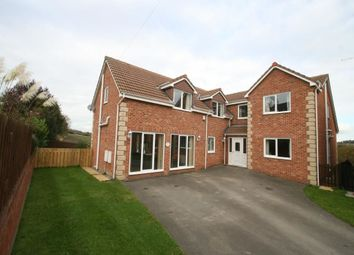 Thumbnail 5 bed detached house for sale in Rimington Road, Wombwell, Barnsley