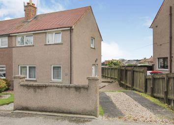 Thumbnail 2 bed semi-detached house for sale in Sclattie Walk, Aberdeen