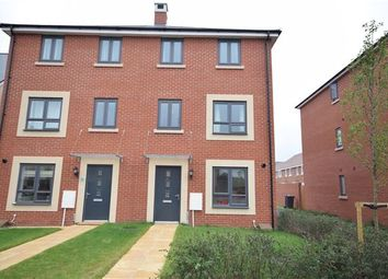 Thumbnail 4 bedroom semi-detached house for sale in Slade Baker Way, Stoke Gifford, Bristol