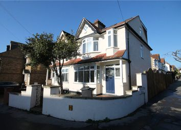 Thumbnail 4 bed end terrace house for sale in Woodville Road, Thornton Heath, Surrey